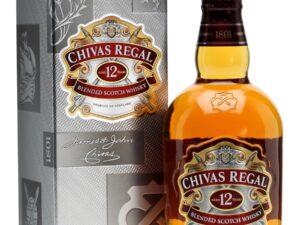 Chivas Regal 12yo - 0,75