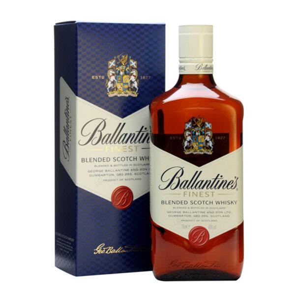 ballantines whiskey