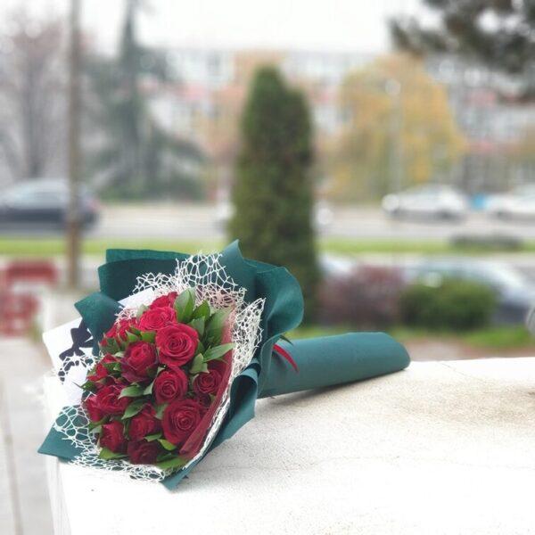 Buket sa ružama