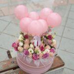Cveće u kutiji – Poklon za bebe