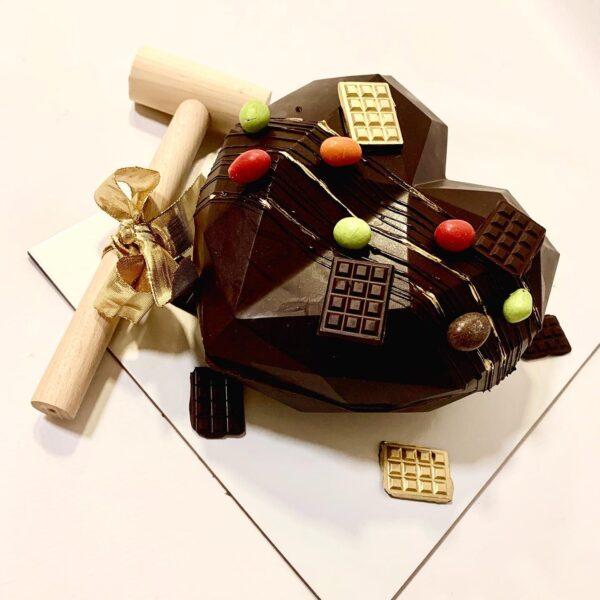 torta sa čekićem - dostava torti beograd - torte cena - gift shop beograd