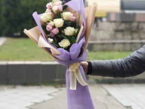 buket cveća
