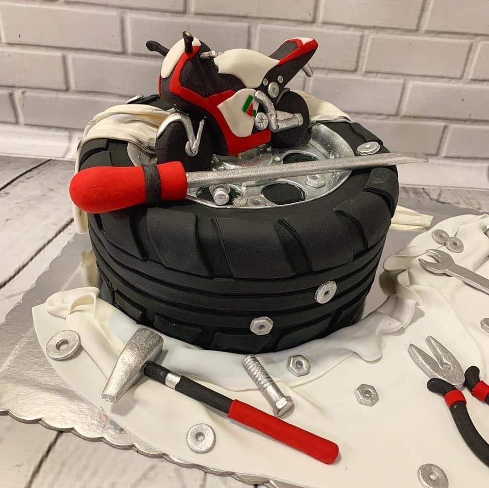 torta za muškarca - dostava torti beograd - poklondžija online gift shop