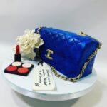 dostava torti i poklona beograd - poklondzija - torta za rođendan kao chanel torbica