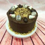 Torta za rođendan sa ukrasnim kolačima - Dostava torti Beograd - Gift Shop Beograd