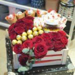 Cvetni aranžman – poklondzija -online gift shop – dostava cveća beograd