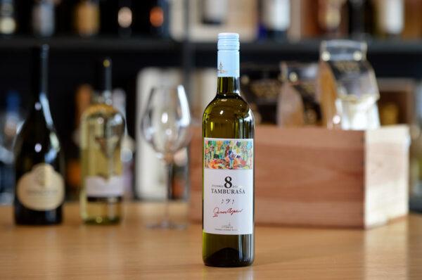 8 tamburaša belo vino
