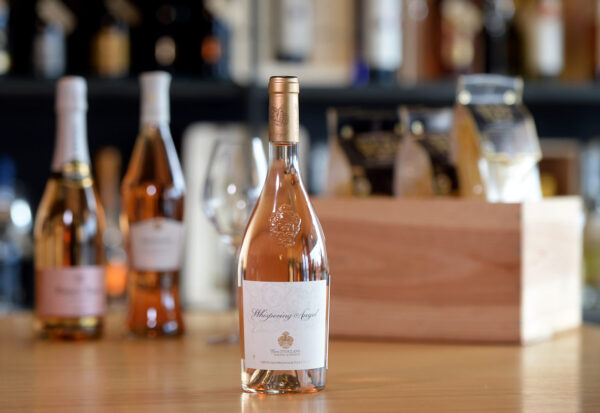 Whispering Angel roze vino