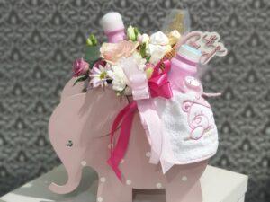 poklon za bebe slonić