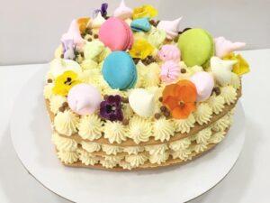 torta sa makaronsima - dostava torti beograd - poklondzija online giftshop