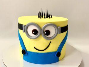 minions torta za deciji rodjendan - despicable me torta - - za decu - dostava torti beograd