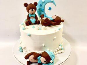 torta za decu sa medicama - za rodjendan - dpstava torti beograd