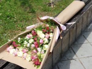 XXL Buket sa raznovrsnim cvećem - Dostava cveća Beograd - poklondzija - cvećara online